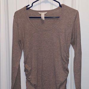 H&M Mama sweater top - medium